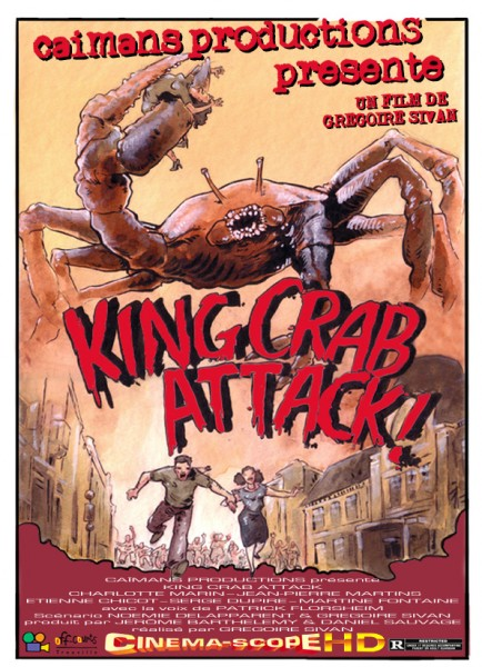 King Crab Attack / by Grégoire Sivan / 2008