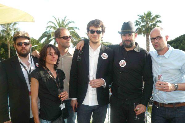 les H5 à Cannes pour Logorama / May 2009