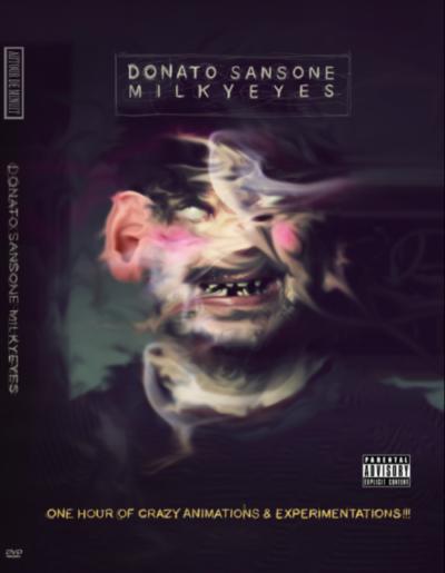 """Donato Sansone """"Milky Eyes"""""""