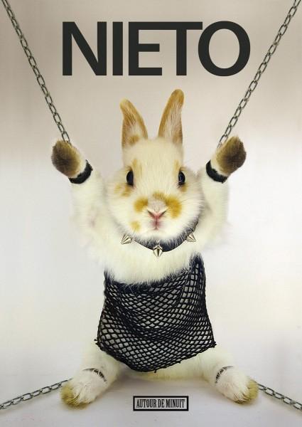 NIETO DVD Cover / 2008