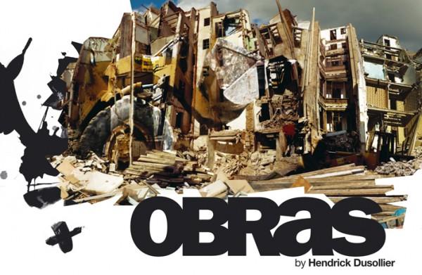 Obras / Hendrick Dusollier / 2004 / Card