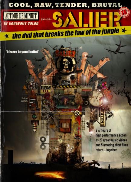 SALIER DVD COVER / 2008