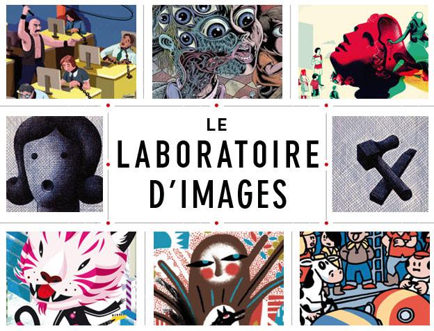 Le Laboratoire d'images Tome 3