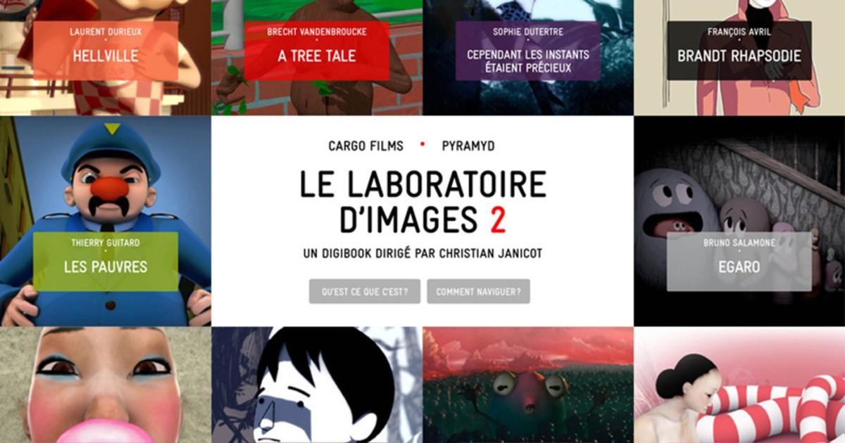 Laboratoire d'images Tome 2